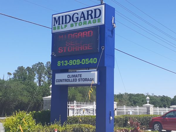 Midgard Self Storage - Lutz 23830 Florida 54 Lutz, FL - Photo 4