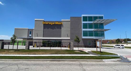 StorageMart - 119th St & Glenwood St