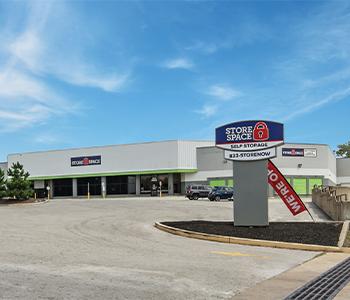 Store Space Self Storage - #1031 8319 Jennings Station Road Jennings, MO - Photo 0