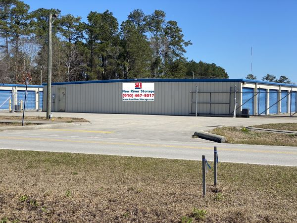New River Storage 121 Broadhurst Road Jacksonville, NC - Photo 0
