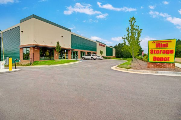 Mini Storage Depot - Jenkins Road 3377 Jenkins Road Chattanooga, TN - Photo 0