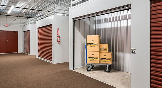 StorageMart - 8th St & Troost Ave 1015 E 8th St Kansas City, MO - Photo 0