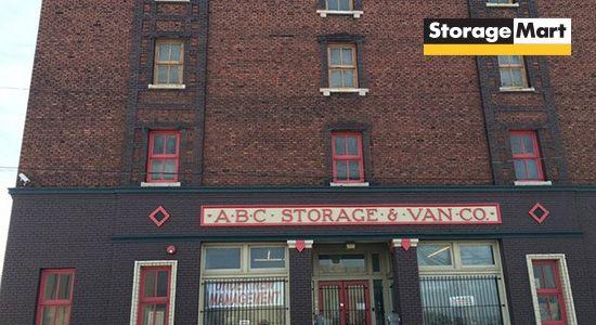 StorageMart - 8th St & Troost Ave 1015 E 8th St Kansas City, MO - Photo 2