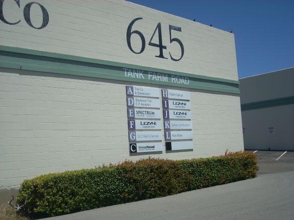 Alamo Self Storage 645 Tank Farm Road San Luis Obispo, CA - Photo 4