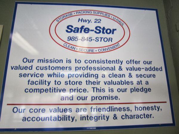 Safe-Stor Hwy. 22 101 Ridgewood Drive Mandeville, LA - Photo 1