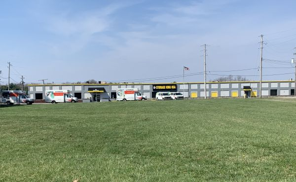 Storage King USA - 039 - Copley, OH - Mina Ave 1252 Mina Avenue Akron, OH - Photo 1