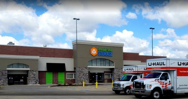 Affordable Family Storage - Des Moines East 3400 East 33rd Street Des Moines, IA - Photo 0