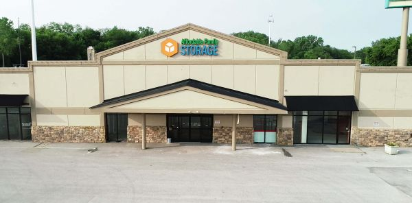 Affordable Family Storage - Council Bluffs 1851 Madison Avenue Council Bluffs, IA - Photo 0