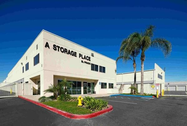A Storage Place 15621 Dupont Ave Chino, CA - Photo 0