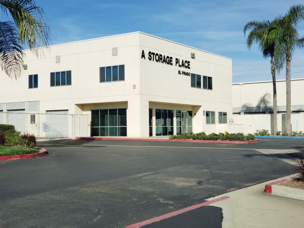 A Storage Place 15621 Dupont Ave Chino, CA - Photo 1