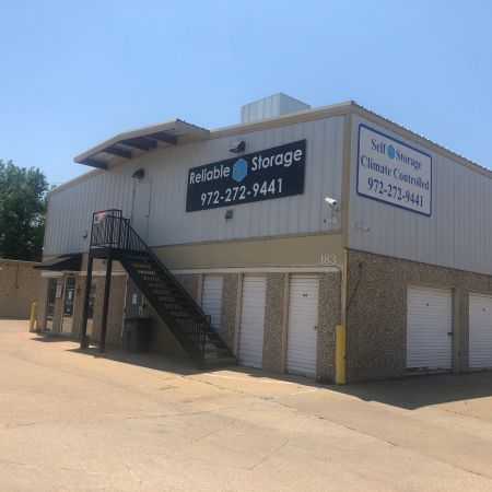 Reliable Storage 183 South Shiloh Road Garland, TX - Photo 0