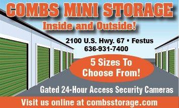 Combs Mini Storage