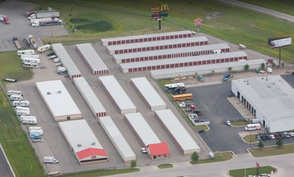 Five Star Storage - 34th Ave 3825 34th Avenue South Fargo, ND - Photo 4