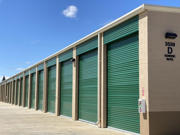 Anatolia Self Storage 3559 Sunrise Boulevard Rancho Cordova, CA - Photo 0