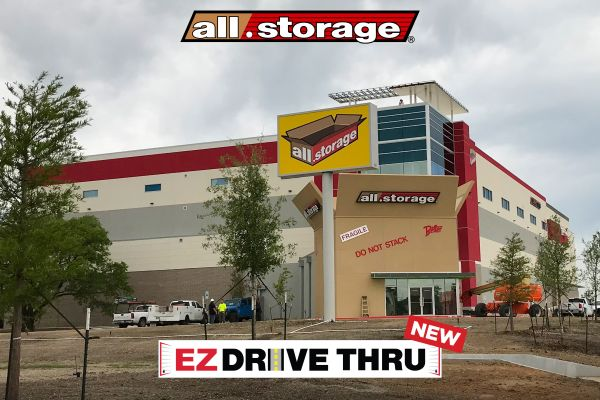 All Storage - Denton @I35 North - 3251 N I35