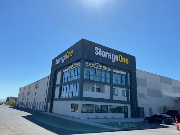 StorageOne @ Blue Diamond Decatur 5075 Blue Diamond Road Las Vegas, NV - Photo 0