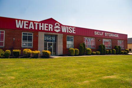 Weather Wise Self Storage 26470 Lakeland Boulevard Euclid, OH - Photo 0