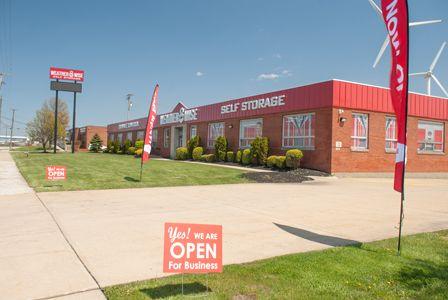 Weather Wise Self Storage 26470 Lakeland Boulevard Euclid, OH - Photo 1