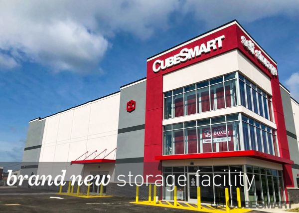 CubeSmart Self Storage - TN Chattanooga Lee Highway 7637 Lee Highway Chattanooga, TN - Photo 0