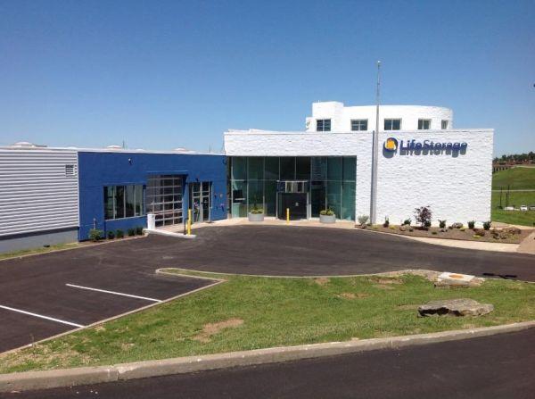Life Storage - St. Louis - 11100 Linpage Place 11100 Linpage Place St. Louis, MO - Photo 0