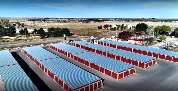Sparefeet Self Storage - Lubbock 314 North Utica Drive Lubbock, TX - Photo 2