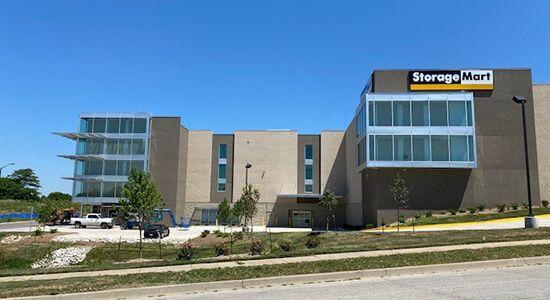 StorageMart - W 135th St & Black Bob Rd