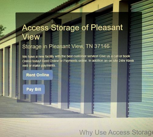 Access Storage of Pleasant View 2447 Tennessee 49 Pleasant View, TN - Photo 8