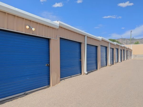 Hideaway Self Storage 10408 Menaul Boulevard Northeast Albuquerque, NM - Photo 2