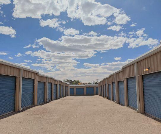 Hideaway Self Storage 10408 Menaul Boulevard Northeast Albuquerque, NM - Photo 3