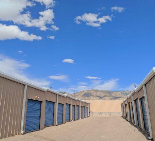 Hideaway Self Storage 10408 Menaul Boulevard Northeast Albuquerque, NM - Photo 0
