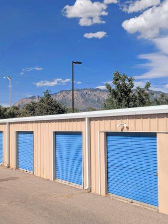 Hideaway Self Storage 10408 Menaul Boulevard Northeast Albuquerque, NM - Photo 1