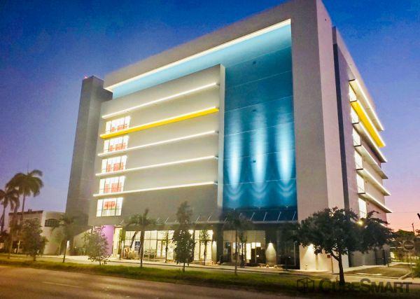 CubeSmart Self Storage - FL Miami NW 27th Ave 120 Northwest 27Th Avenue Miami, FL - Photo 1