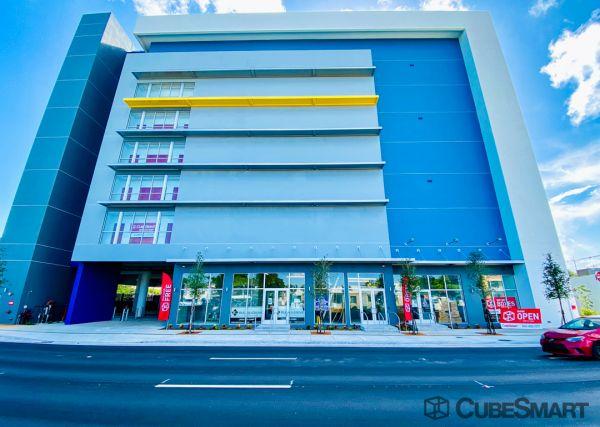 CubeSmart Self Storage - FL Miami NW 27th Ave 120 Northwest 27Th Avenue Miami, FL - Photo 2