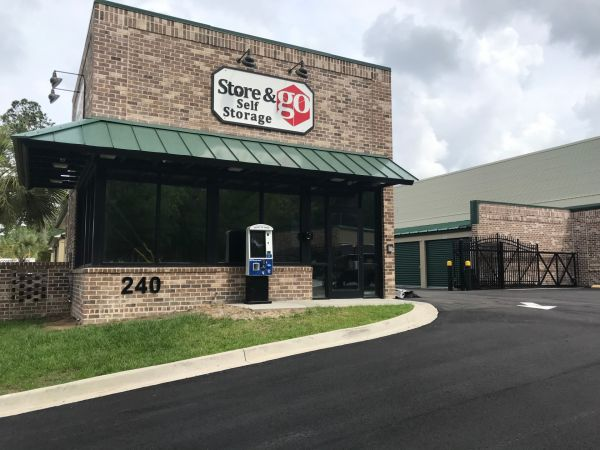 Store & Go Self Storage - 240 Savannah Hwy 240 South Carolina 128 Beaufort, SC - Photo 1
