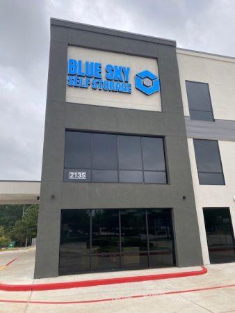 Blue Sky Self Storage-Conroe 2135 West Davis Street Conroe, TX - Photo 0