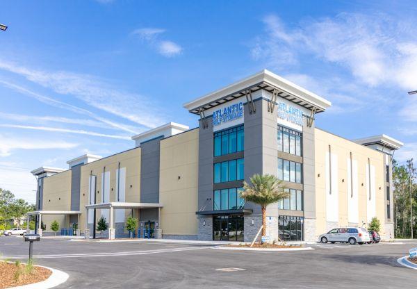 Atlantic Self Storage - Palms Gate 7490 Gate Parkway Jacksonville, FL - Photo 0