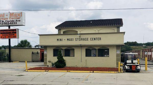 Mini-Maxi Storage 8891 North Florida Avenue Tampa, FL - Photo 0