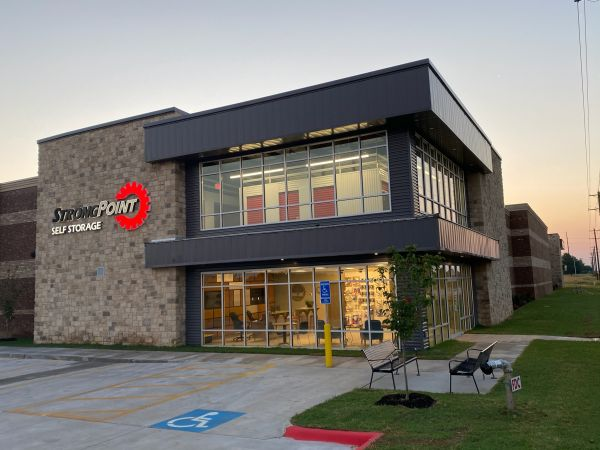 StrongPoint Self Storage - Bentonville 3100 Southwest Regional Airport Boulevard Bentonville, AR - Photo 0