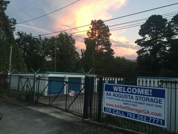 AA Augusta Storage 2218A Rosier Road Augusta, GA - Photo 0