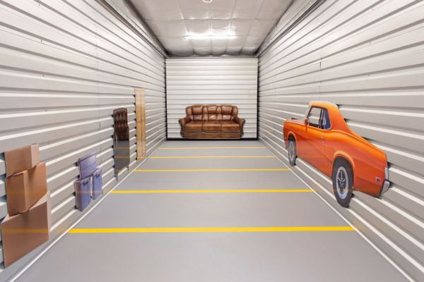 Self-Storage On West Plains 8402 West Sunset Highway Spokane, WA - Photo 1
