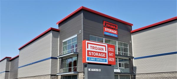 Trojan Storage of Portland 8017 Northeast Alberta Street Portland, OR - Photo 1