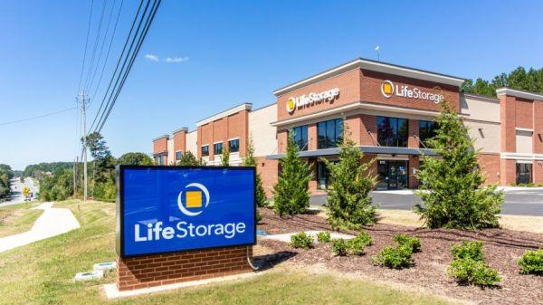 Life Storage - Fayetteville - 815 West Lanier Avenue 815 West Lanier Avenue Fayetteville, GA - Photo 6