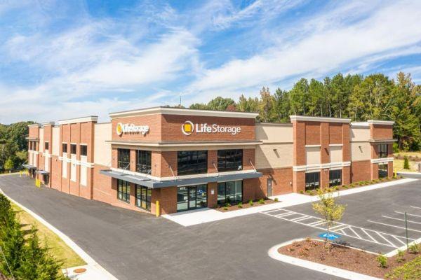 Life Storage - Fayetteville - 815 West Lanier Avenue 815 West Lanier Avenue Fayetteville, GA - Photo 0
