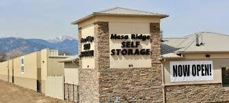 Blue Sky Self Storage - Mesa Ridge 671 Syracuse Street Colorado Springs, CO - Photo 1