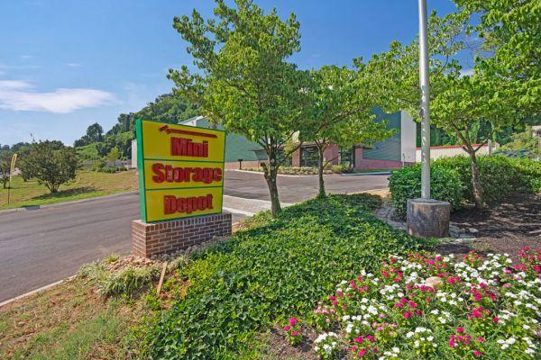 Mini Storage Depot - Oak Ridge 7242 Oak Ridge Highway Knoxville, TN - Photo 1