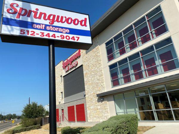 Springwood Self Storage 9206 Anderson Mill Road Austin, TX - Photo 0