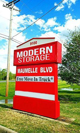 Modern Storage Maumelle Blvd 9100 Maumelle Boulevard North Little Rock, AR - Photo 3