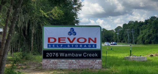 Devon Self Storage - DWC 2076 Wambaw Creek Charleston, SC - Photo 0