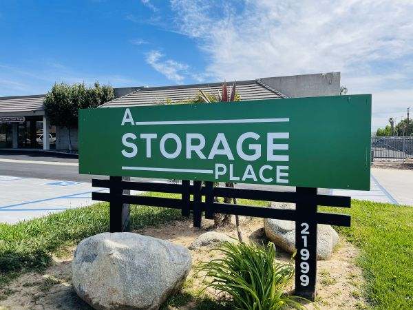 A Storage Place - Van Buren 21999 Van Buren Street Grand Terrace, CA - Photo 0