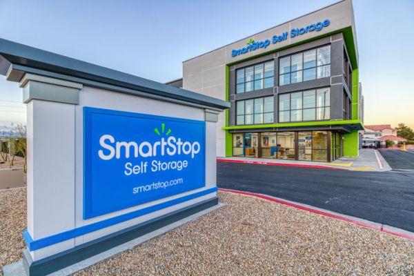 SmartStop Self Storage - Las Vegas - Durango Drive 5730 South Durango Drive Las Vegas, NV - Photo 0